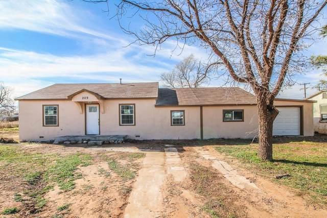 209 Linden Avenue, Lubbock, TX 79403 (MLS #202103145) :: Lyons Realty