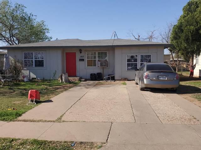 1913 61st Street, Lubbock, TX 79412 (MLS #202103208) :: Lyons Realty
