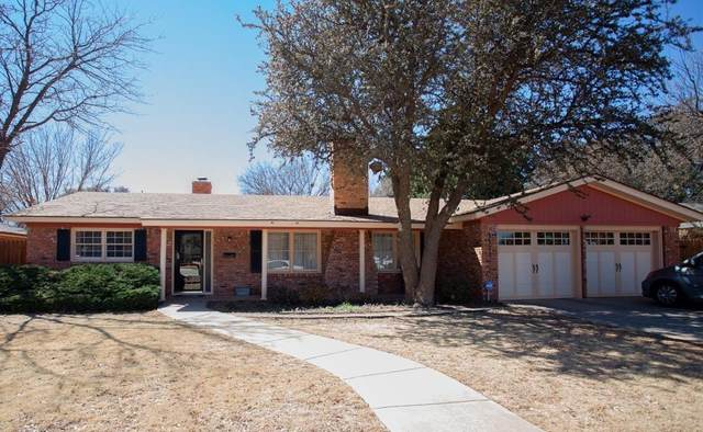 3421 75th Street, Lubbock, TX 79423 (MLS #202103224) :: Better Homes and Gardens Real Estate Blu Realty