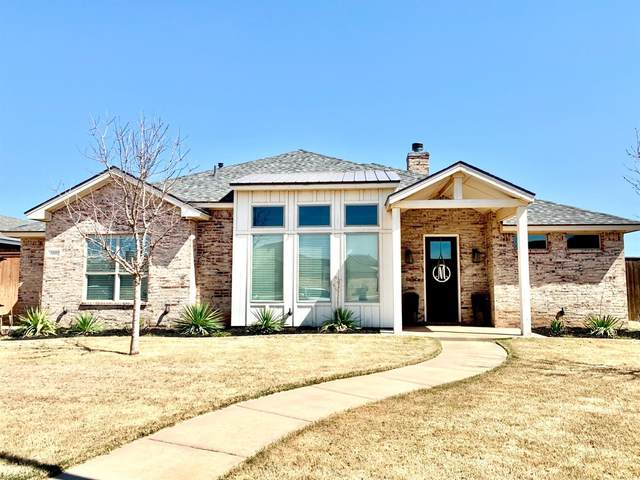 3502 133rd Street, Lubbock, TX 79423 (MLS #202103314) :: The Lindsey Bartley Team