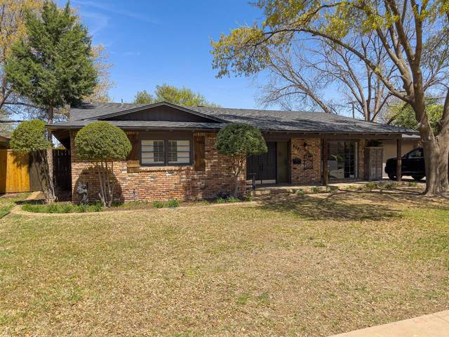 6207 Lynnhaven Drive, Lubbock, TX 79413 (MLS #202103336) :: McDougal Realtors