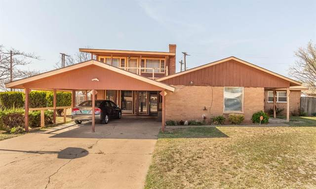 1503 E 1st Place, Lubbock, TX 79403 (MLS #202103339) :: Lyons Realty