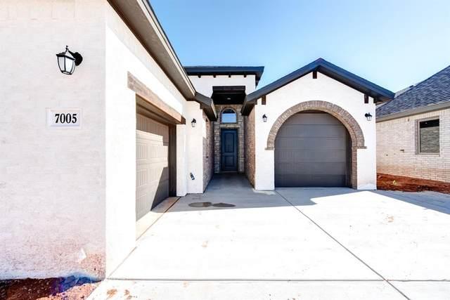 7005 23rd Street, Lubbock, TX 79407 (MLS #202103385) :: Lyons Realty