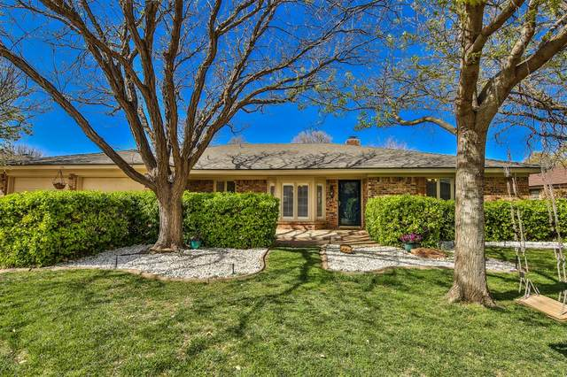 3506 93rd Street, Lubbock, TX 79423 (MLS #202103394) :: Better Homes and Gardens Real Estate Blu Realty