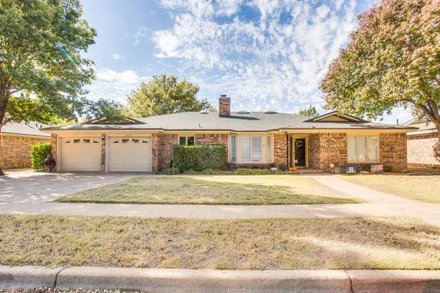 9708 Louisville Avenue, Lubbock, TX 79423 (MLS #202103414) :: Better Homes and Gardens Real Estate Blu Realty