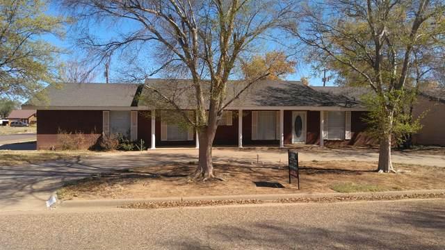 701 E 11th Street, Littlefield, TX 79339 (MLS #202103420) :: Lyons Realty