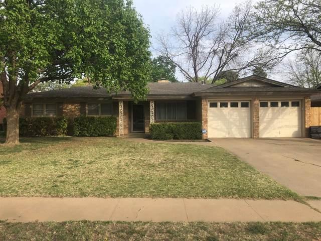 4105 64th Street, Lubbock, TX 79413 (MLS #202103430) :: Lyons Realty