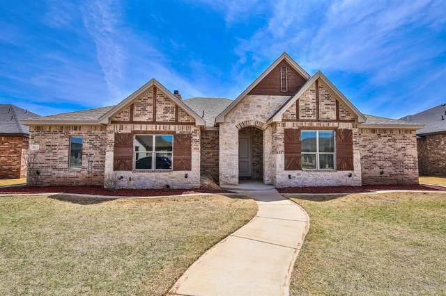 3511 133rd Street, Lubbock, TX 79423 (MLS #202103491) :: The Lindsey Bartley Team