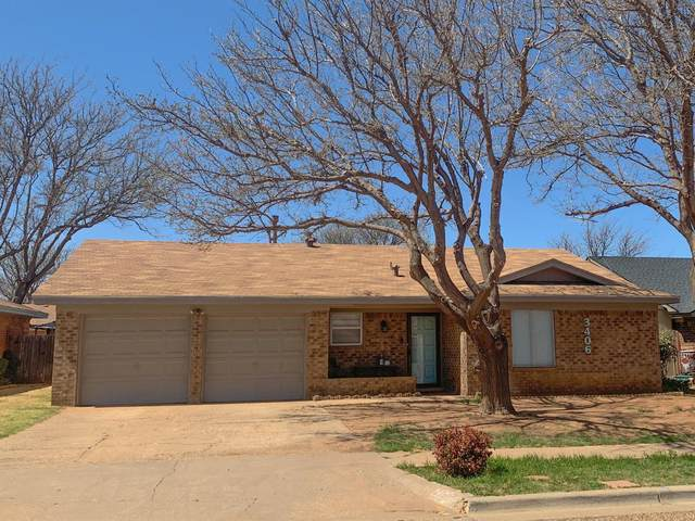 3406 Essex Avenue, Lubbock, TX 79407 (MLS #202103492) :: Better Homes and Gardens Real Estate Blu Realty