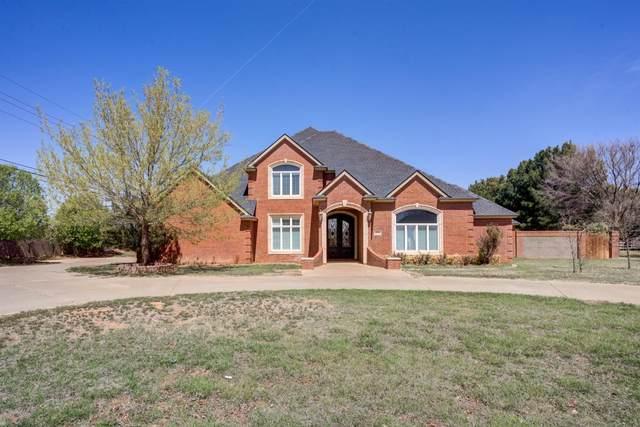 5714 104th Street, Lubbock, TX 79424 (MLS #202103509) :: Lyons Realty