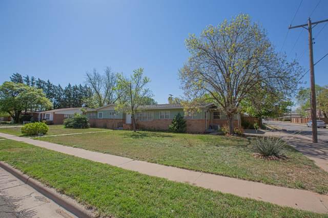 2011 32nd Street, Lubbock, TX 79411 (MLS #202103517) :: Duncan Realty Group