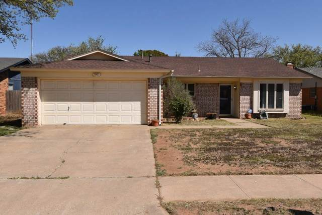2312 80th Street, Lubbock, TX 79423 (MLS #202103528) :: Lyons Realty