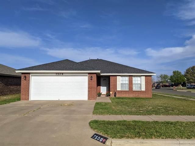 7509 Red Springs Avenue, Lubbock, TX 79423 (MLS #202103532) :: Bray Real Estate Group