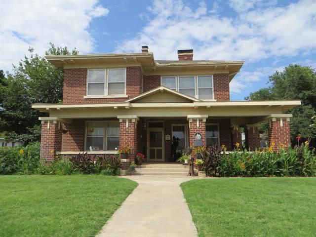 109 W Hill, Spur, TX 79370 (MLS #202103550) :: McDougal Realtors