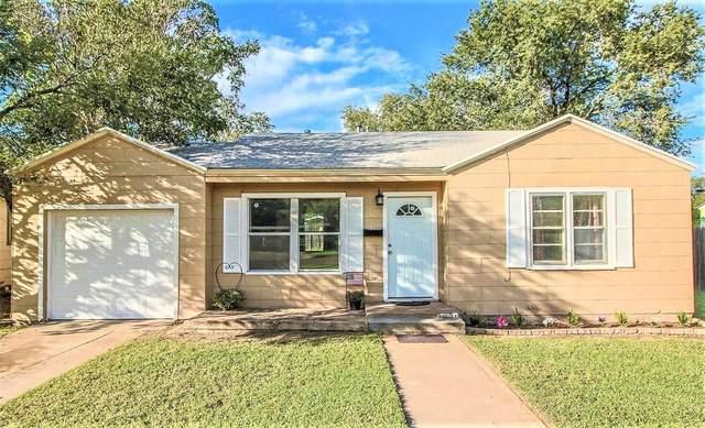 2612 38th Street, Lubbock, TX 79413 (MLS #202103568) :: Bray Real Estate Group