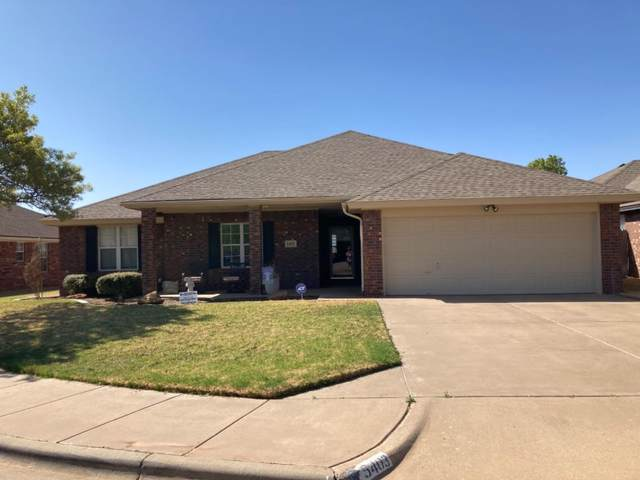 5403 100th Street, Lubbock, TX 79424 (MLS #202103573) :: Better Homes and Gardens Real Estate Blu Realty