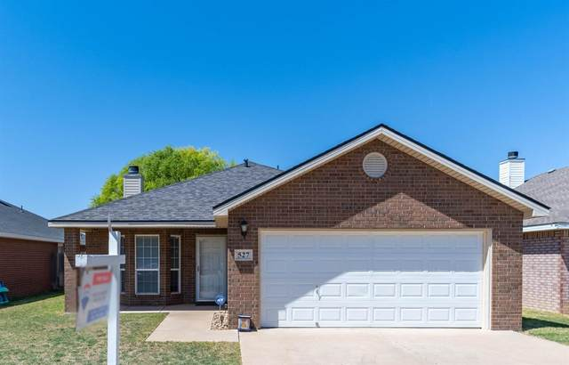 527 N Kirby Avenue, Lubbock, TX 79416 (MLS #202103574) :: Better Homes and Gardens Real Estate Blu Realty