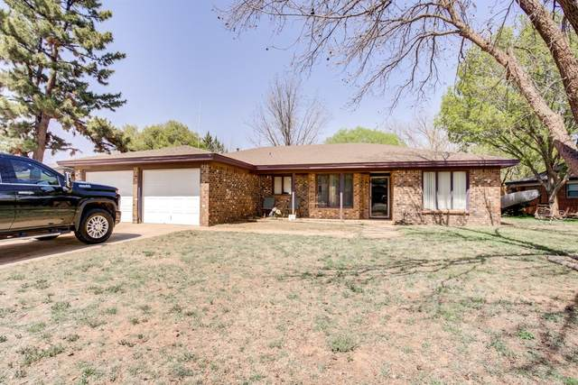 4420 77th Street, Lubbock, TX 79424 (MLS #202103581) :: Better Homes and Gardens Real Estate Blu Realty