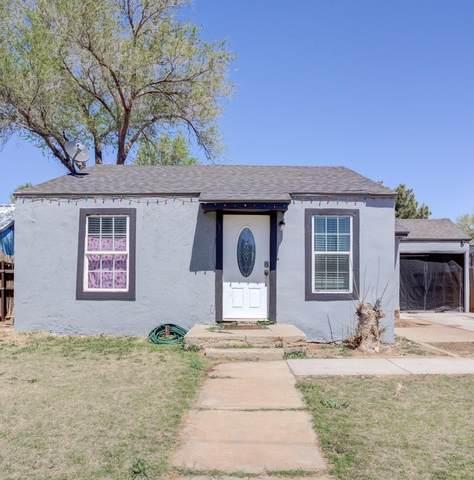 605 E Waylon Jennings, Littlefield, TX 79339 (MLS #202103585) :: Lyons Realty