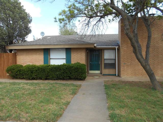 134 N Troy Drive, Lubbock, TX 79416 (MLS #202103602) :: Better Homes and Gardens Real Estate Blu Realty