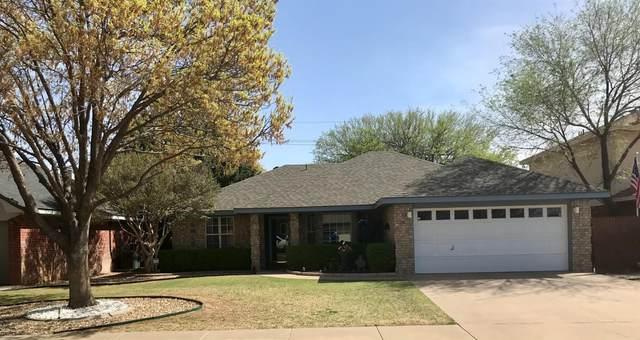 5815 73rd Street, Lubbock, TX 79424 (MLS #202103604) :: Lyons Realty