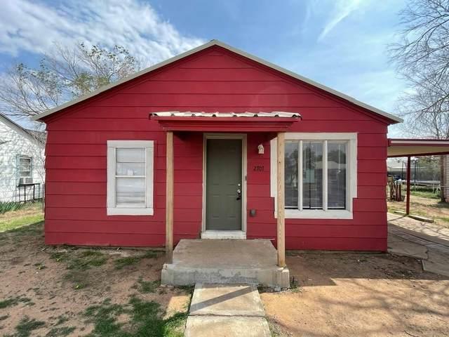 2707 Duke Street, Lubbock, TX 79415 (MLS #202103605) :: Duncan Realty Group