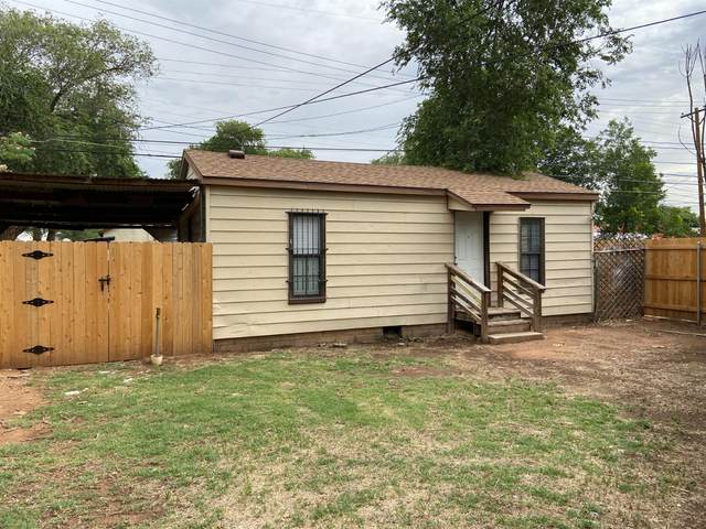 2308-Rear 21st Street, Lubbock, TX 79411 (MLS #202103610) :: Better Homes and Gardens Real Estate Blu Realty