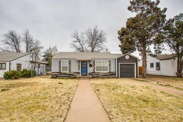 3617 32nd Street, Lubbock, TX 79410 (MLS #202103611) :: Better Homes and Gardens Real Estate Blu Realty
