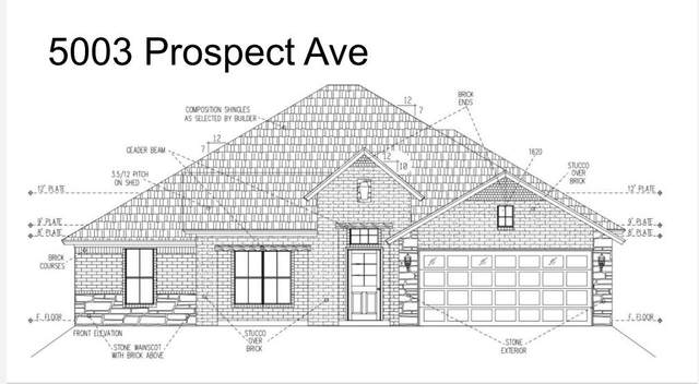 5003 Prospect Avenue, Lubbock, TX 79407 (MLS #202103612) :: Duncan Realty Group