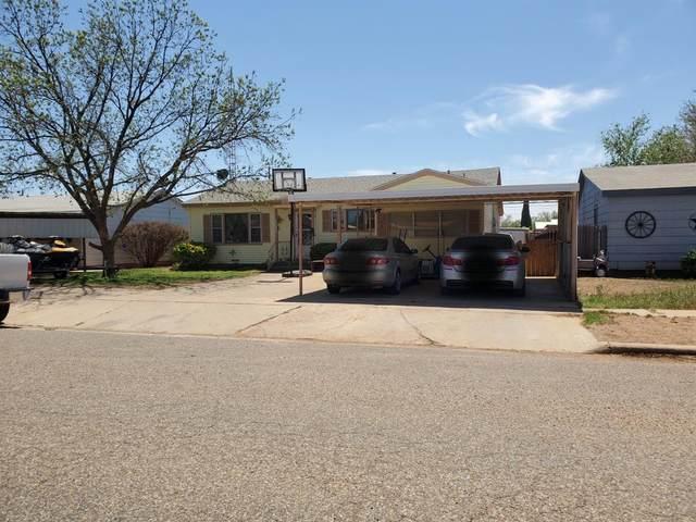 1707 N 12th, Lamesa, TX 79331 (MLS #202103628) :: McDougal Realtors