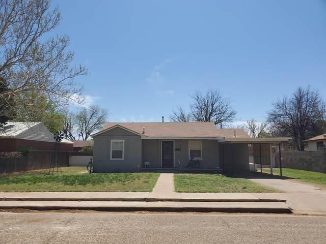809 N 13th, Lamesa, TX 79331 (MLS #202103630) :: McDougal Realtors