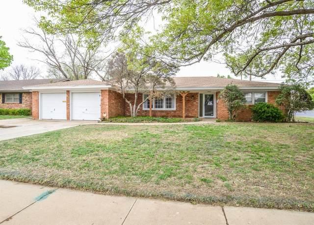 3402 61st Street, Lubbock, TX 79413 (MLS #202103632) :: Rafter Cross Realty