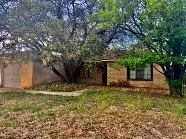 4406 77th Street, Lubbock, TX 79424 (MLS #202103636) :: Lyons Realty