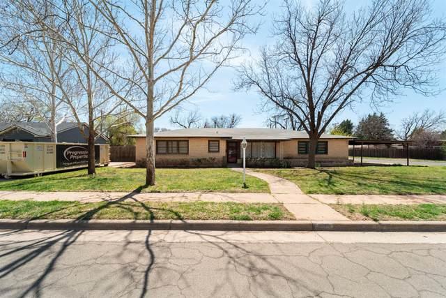 4019 39th Street, Lubbock, TX 79413 (MLS #202103641) :: Lyons Realty
