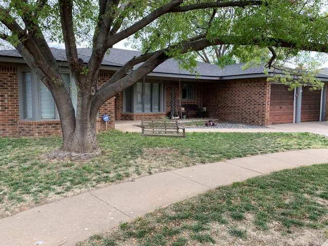 3308 92nd Street, Lubbock, TX 79423 (MLS #202103645) :: Lyons Realty