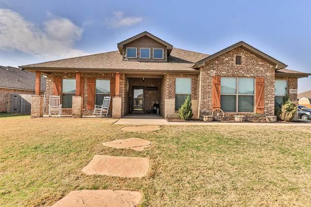 7455 104th Street, Lubbock, TX 79424 (MLS #202103647) :: Lyons Realty