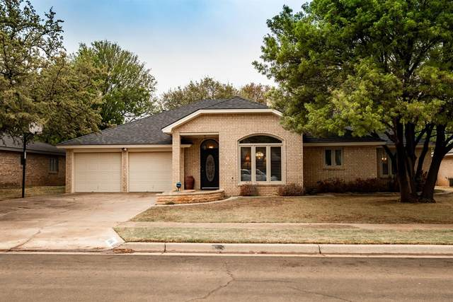 5406 86th Street, Lubbock, TX 79424 (MLS #202103734) :: The Lindsey Bartley Team