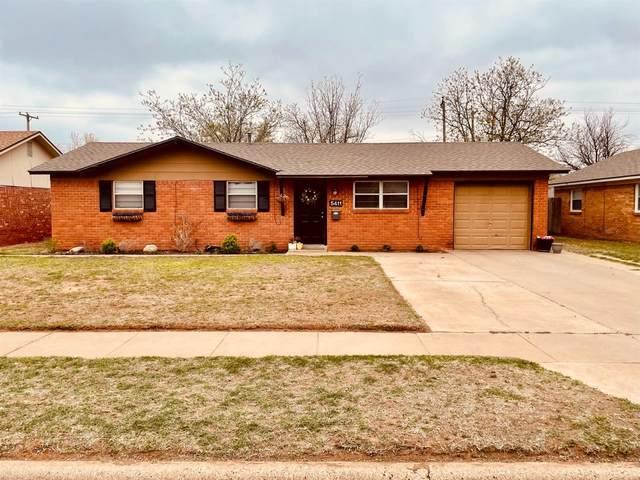 5411 13th Street, Lubbock, TX 79416 (MLS #202103759) :: The Lindsey Bartley Team