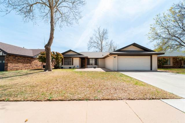 5205 91st Street, Lubbock, TX 79424 (MLS #202103773) :: Stacey Rogers Real Estate Group at Keller Williams Realty