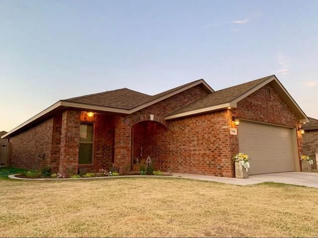 7404 105th, Lubbock, TX 79424 (MLS #202103813) :: Lyons Realty