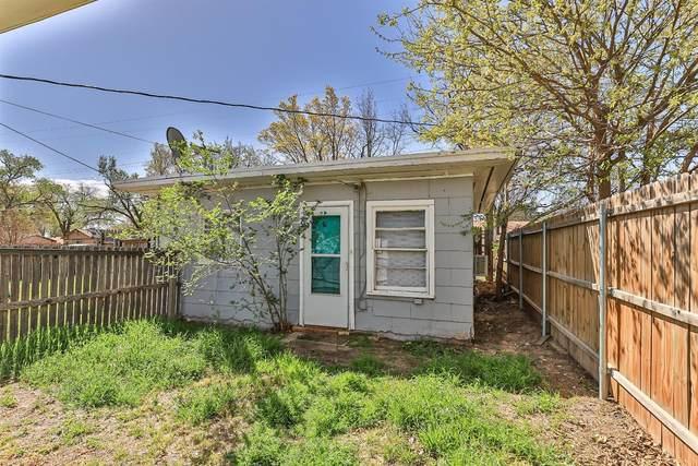 3615-Rear 26th Street, Lubbock, TX 79410 (MLS #202103821) :: Rafter Cross Realty
