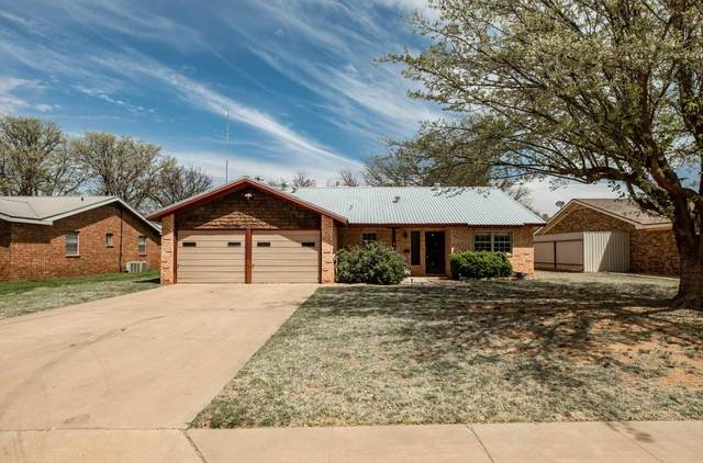 1809 E Reppto Street, Brownfield, TX 79316 (MLS #202103823) :: Stacey Rogers Real Estate Group at Keller Williams Realty