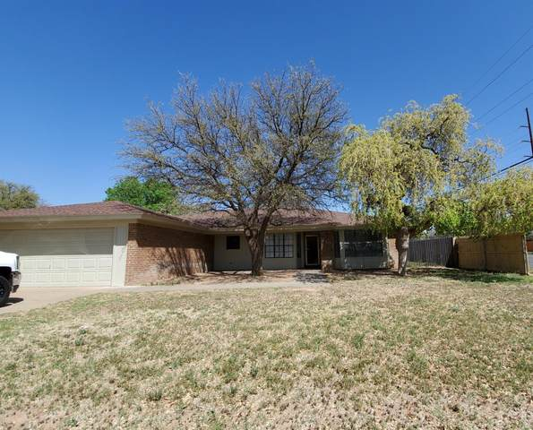 8107 Knoxville Avenue, Lubbock, TX 79423 (MLS #202103852) :: The Lindsey Bartley Team