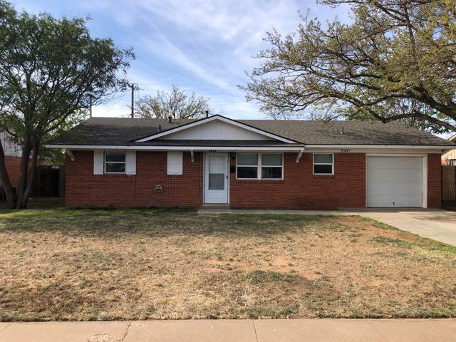 5421 35th, Lubbock, TX 79407 (MLS #202103862) :: The Lindsey Bartley Team