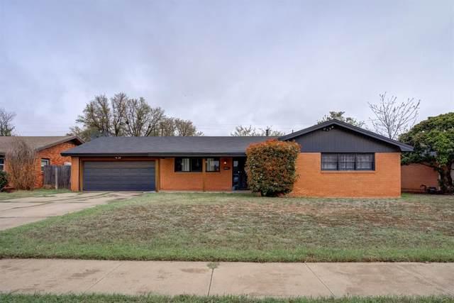 2210 60th Street, Lubbock, TX 79412 (MLS #202103869) :: Reside in Lubbock | Keller Williams Realty
