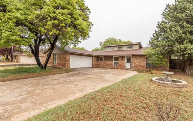 8019 Vinton Avenue, Lubbock, TX 79424 (MLS #202103903) :: Rafter Cross Realty