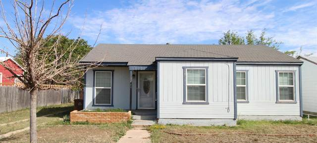 1409 E 11th Place, Big Spring, TX 79720 (MLS #202103906) :: Reside in Lubbock | Keller Williams Realty