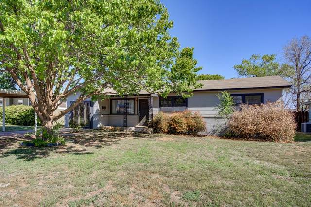 4316 30th Street, Lubbock, TX 79410 (MLS #202103920) :: Stacey Rogers Real Estate Group at Keller Williams Realty