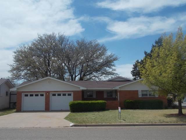 211 Ave H, Abernathy, TX 79311 (MLS #202103952) :: The Lindsey Bartley Team