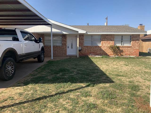 4512 Itasca Street, Lubbock, TX 79416 (MLS #202103966) :: Stacey Rogers Real Estate Group at Keller Williams Realty